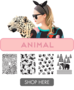 MoYou London | Animal Collection