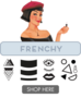 MoYou London | Frenchy Collection