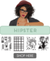 MoYou London | Hipster Collection