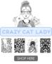 MoYou London | Crazy Cat Lady
