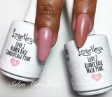 LoveNess | Love 2 Rubber Base Camouflage Pink 15ml _