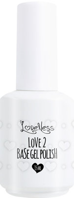 LoveNess | Love 2 Base gel polish 15ml