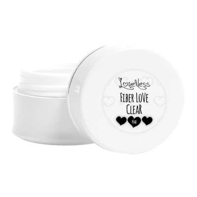 LoveNess | Fiber Love Clear 45gr