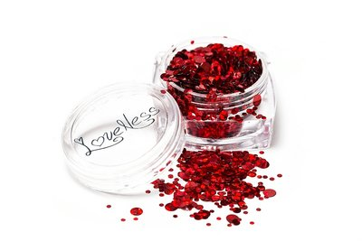 LoveNess | Dots Holo Red