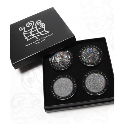 NA GlamSILVER Collection 24g