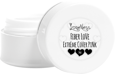 LoveNess | Fiber Love Extreme Cover Pink 14gr