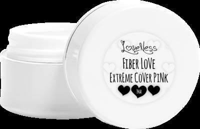 LoveNess | Fiber Love Extreme Cover Pink 45gr