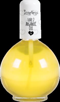 LoveNess   Arganic Oil 75ml