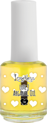 LoveNess | Arganic Oil 15ml incl. dripper
