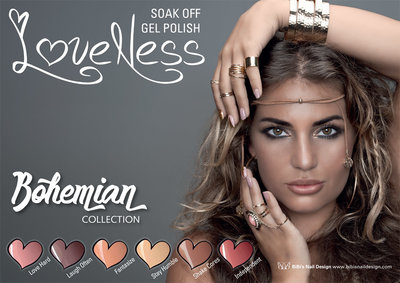 LoveNess | Bohemian Collection 6pcs