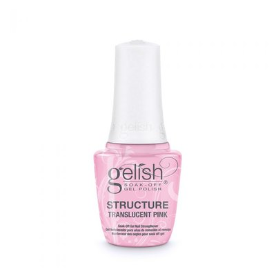 Harmony Brush On Translucent Pink Structure Gel 15 ml