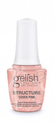 Harmony Brush On Cover Pink Structure Gel 15 ml