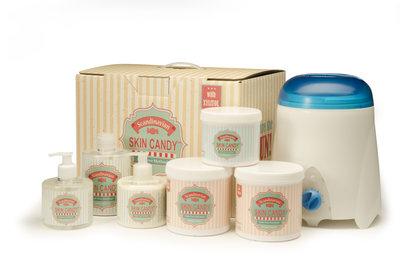 Scandinavian Skin Candy Pakket beginner
