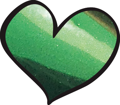 LoveNess | Chrome Green