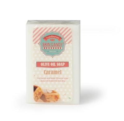 Scandinavian Skin Candy Olive Oil Soap Caramel