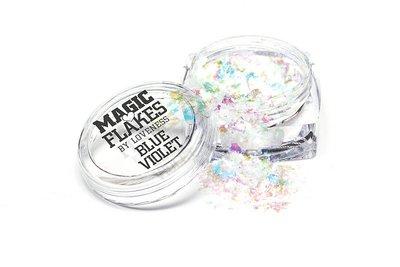 LoveNess   Magic Flake Blue / Violet