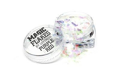 LoveNess   Magic Flake Purple / Red
