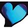 Loveness | Quartz Violet/Blue Pigment 1gr