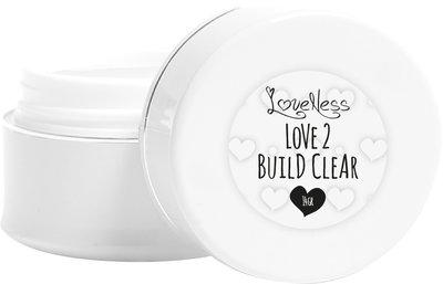 LoveNess   Love 2 Build Clear 14gr