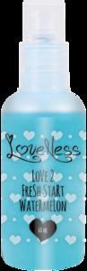 LoveNess | Love 2 Fresh Start Watermelon 60ML Spray