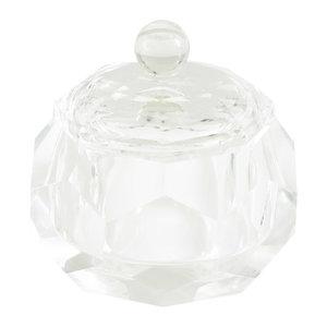 Dap in Dish Glass 4x3.5mm