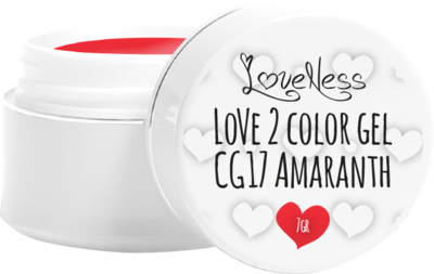LoveNess | CG17 Amaranth 5ml