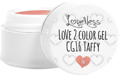LoveNess | CG16 Taffy 5ml